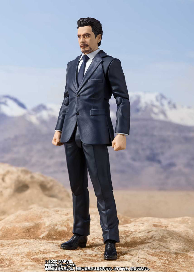 Shf Tony Stark (Birth Of Iron Man) Edition (Iron Man)