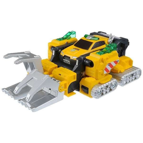 TOMICA HYPER RESCUE HYPER SERIES BUILDER 01 HYPER BILLDOZER