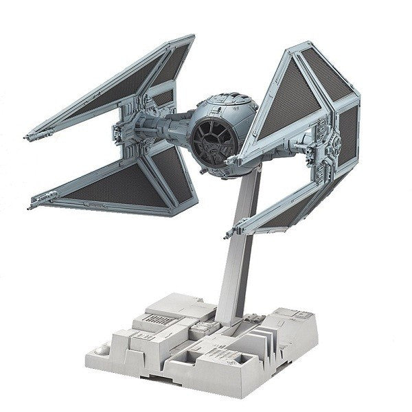 '-2400 STAR WARS 1/72 TIE INTERCEPTOR