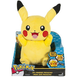 PIKACHU FEATURE PLUSH