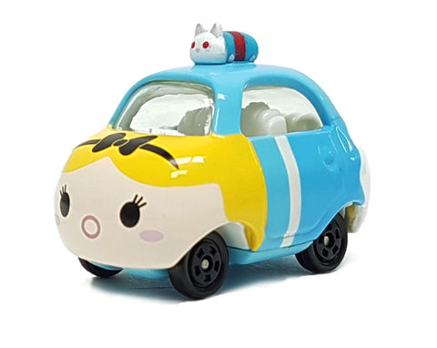 TOMICA DISNEY MOTORS DM TSUM TSUM DMT-06 ALICE (TOP)