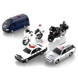 TOMICA GIFT EMERGENCY VEHICLE SET