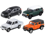 TOMICA GIFT OFF ROAD CAR SET