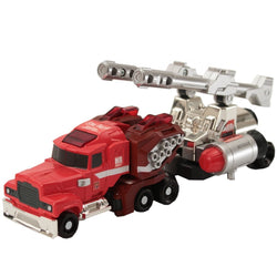 TOMICA 2016 HYPER RESCUE PUMP