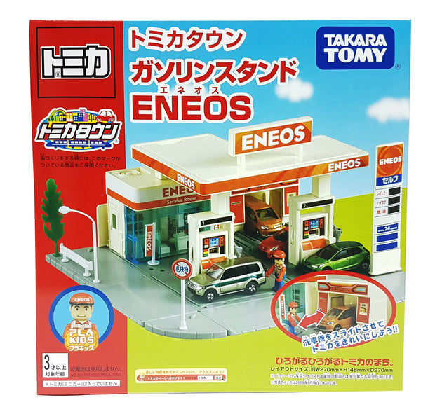 TOMICA TOWN GAS STATION (ENEOS)
