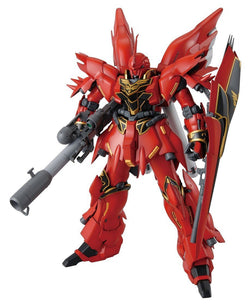 MG 1/100 SINANJU (ANIME COLOR VER.)