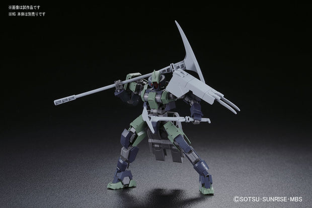 HG 1/144 MOBILE SUIT OPTION SET 8 & SAU MOBILE WORKER