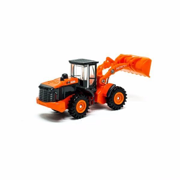 742319 HITACHI CONSTRUCTION WHEEL LOADER ZW220