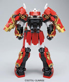MG SHIN MUSHA GUNDAM SENGOKU NO JIN COLOR VER