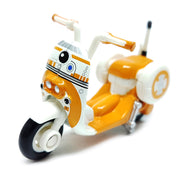 TOMICA STAR WARS STAR CARS SC-02 BB-8 SCOOTER