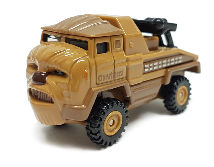 TOMICA STAR WARS STAR CARS SC-10 CHEWBACCA