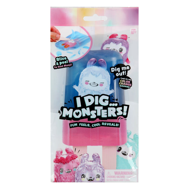 I Dig Monsters S1 Popsicle Pack 12 CDU