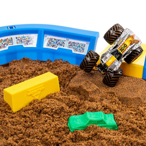Monster Jam Monster Dirt Arena Playset