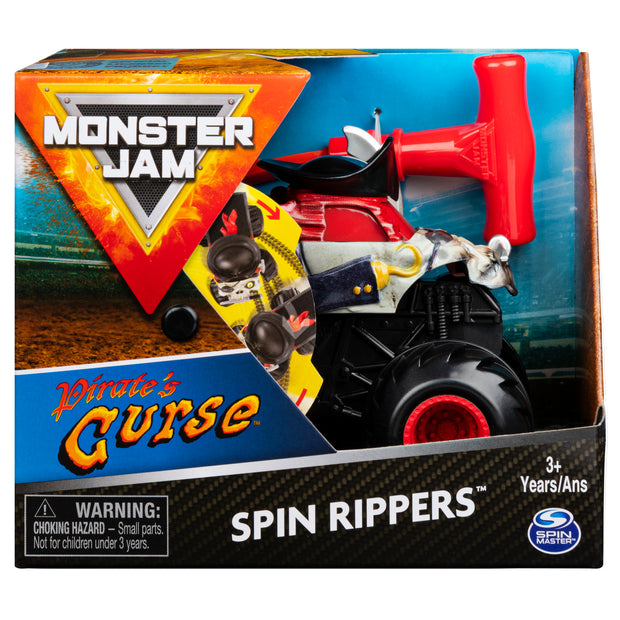 Monster Jam 1:43 Spin Rippers