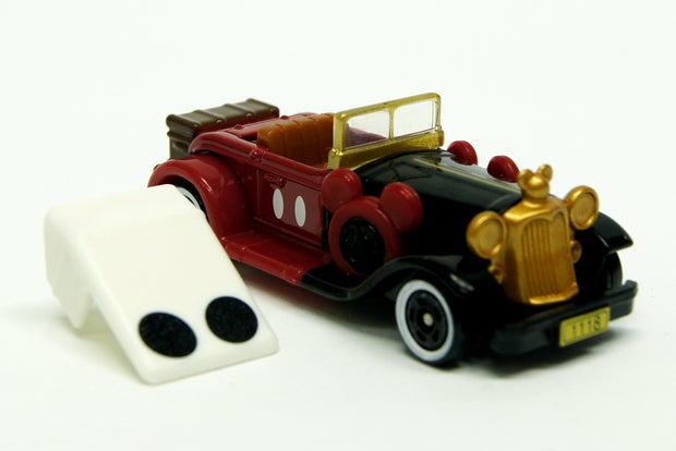 TOMICA DISNEY MOTORS DM-11 DREAM CLASSIC MICKEY MOUSE - Toymana