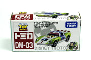 TOMICA DISNEY MOTORS DM-03 SPEEDWAY STAR BUZZ - Toymana