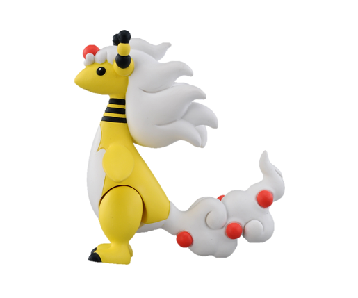 Moncolle SP-025 Mega Denryu (Mega Ampharos) (SHELF WEAR)