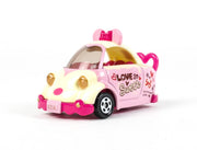 TOMICA DISNEY MOTORS DM-18 TAP MINNIE WHITE - Toymana