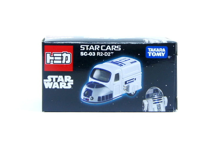 TOMICA STAR WARS SC-03 STAR CARS R2-D2