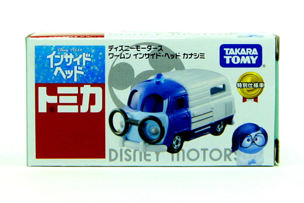 TOMICA DISNEY MOTORS INSIDE OUT SADNESS
