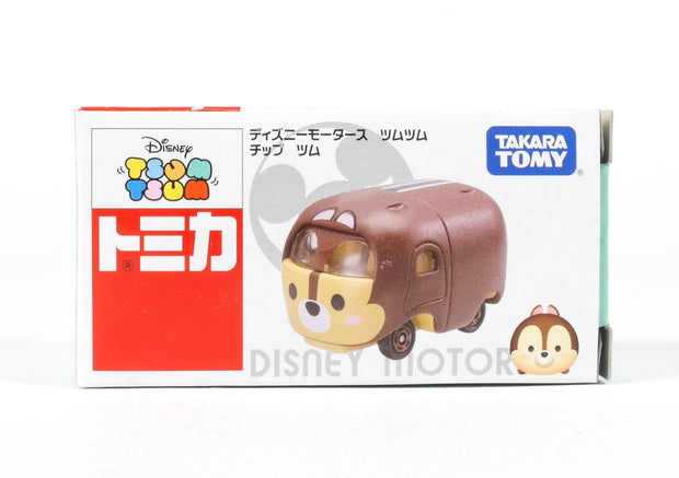 TOMICA DISNEY MOTORS TSUM TSUM CHIP