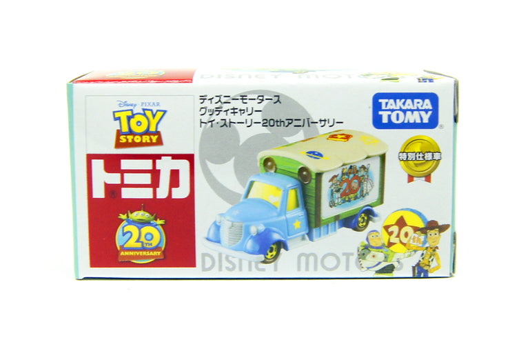 Tomica Disney Motors Goody Carry Toy Story 20th Anniversary