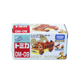 TOMICA DISNEY MOTORS DM-09 CASPALS TIGER