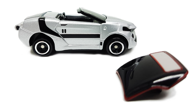 TOMICA STAR WARS STAR CARS SC-08 CAPTAIN PHASMA