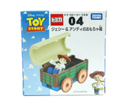 Tomica Toy Story Jessie & Toy Box Carriage