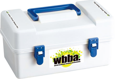B-27 WBBA OFFICIAL BLADER BOX