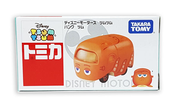 TOMICA DISNEY MOTORS DM TSUM TSUM HANK