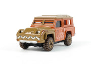 DISNEY MOTORS THE GOOD DINOSAUR EXCRUISER BUTCH