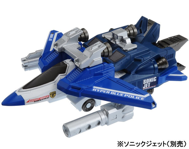 Tomica Hyper Rescue Sonic Interceptor