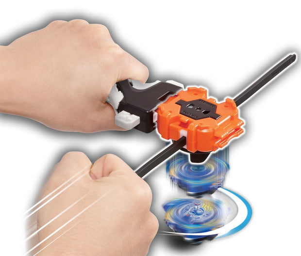 B-45 Beyblade Burst Lightlauncher And Long Winder