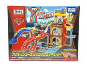 CARS TOMICA ACTION COURSE BIG CROSS CIRCUIT