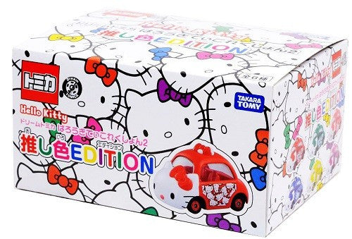 TOMICA DREAM HELLO KITTY COLLECTION B 2017 (SET OF 6)