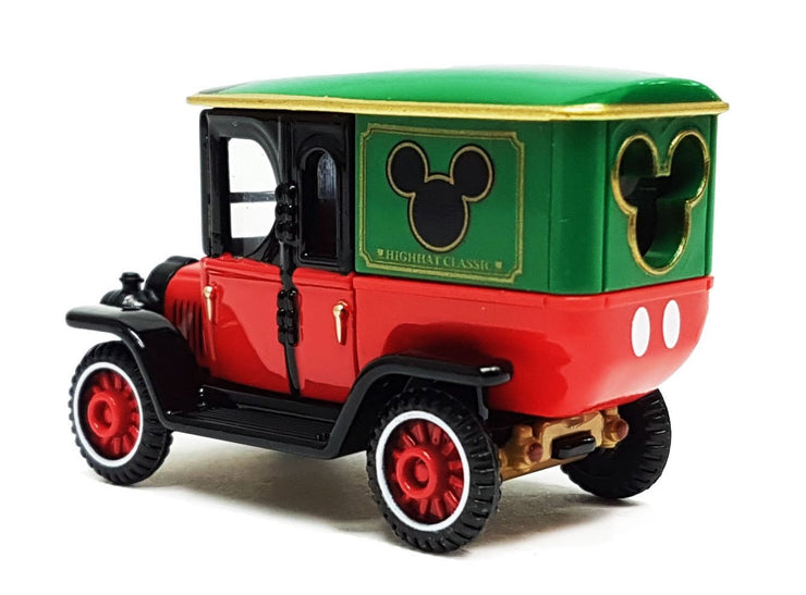 DISNEY MOTORS DM-01 HIGH HAT CLASSIC MICKEY MOUSE