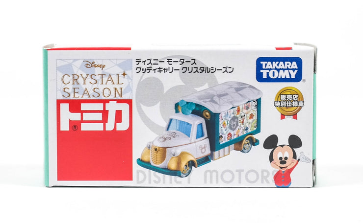Tomica Disney Motors Goodycarry Crystal '17