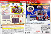 TOMICA BUILD CITY LIGHT & SOUND FIRE STATION