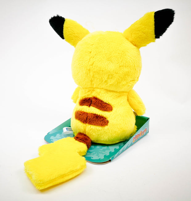 POKEMON S&M PLUSH PIKACHU GRENINJA