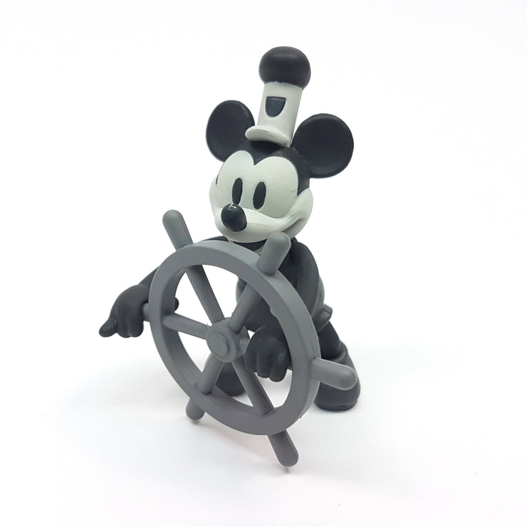 METACOLLE DISNEY MICKEY STEAMBOAT WILLIE