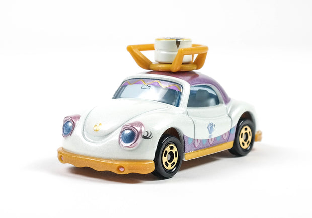 Tomica Disney Motors Popins Beauty & Beast Pot Sej'17