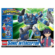 TOMICA DRIVE HEAD 01 SONIC INTERCEPTOR