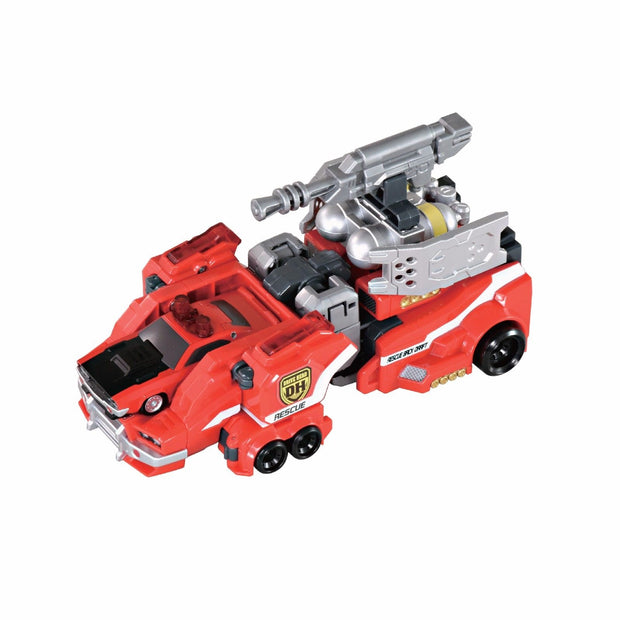 TOMICA DRIVE HEAD 02 RESCUE BACKDRAFT