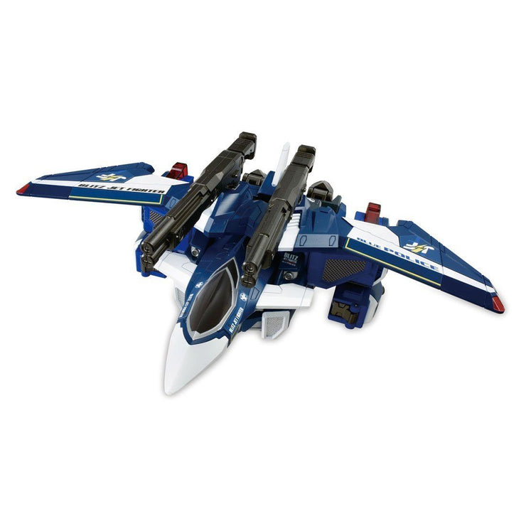 TOMICA DRIVE HEAD SUPPORT VEHICLE BLITZ JET FIGHTER