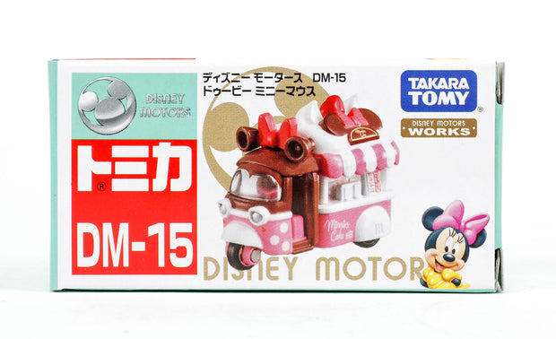 TOMICA DISNEY MOTORS DOBE MINNIE MOUSE'17