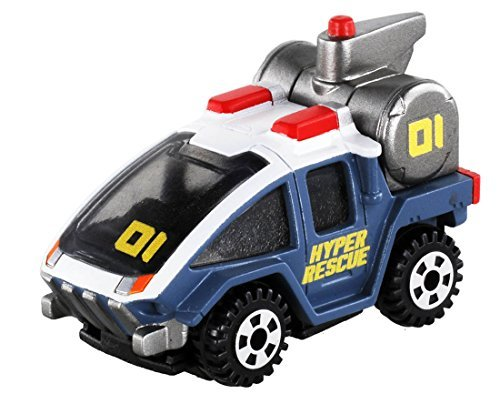 TOMICA DRIVE HEAD DHT-01 SPECIAL WORK VEHICLE (YELLOW TORTOISE)