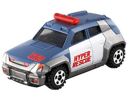TOMICA DRIVE HEAD DHT-02 COMMAND CAR (RED SEARCHER)