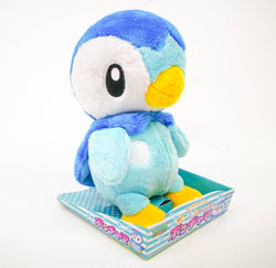 POKEMON S&M PLUSH PIPLUP