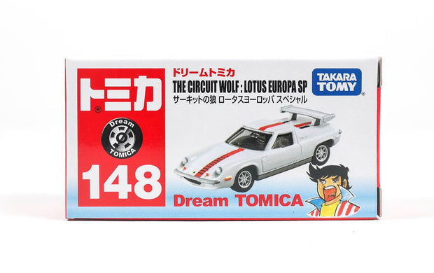 Dream Tomica The Circuit Wolf